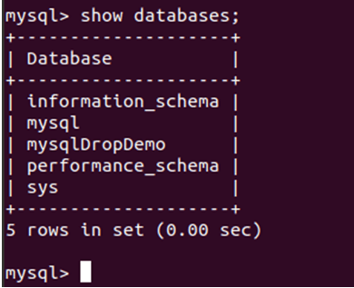 MySQL Dump-3.2