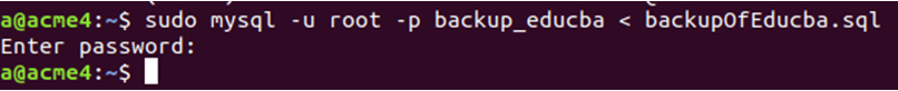 MySQL Dump-3.3