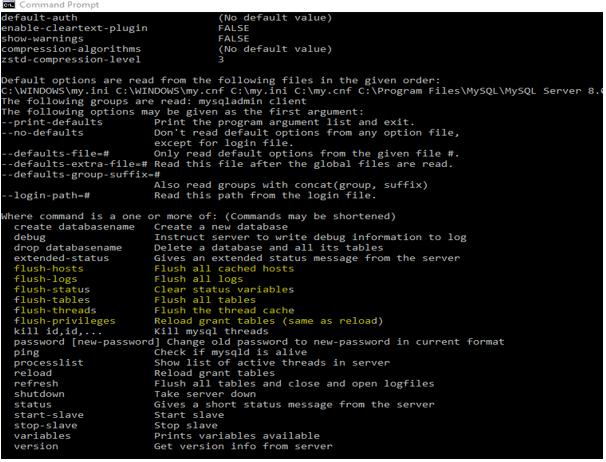 MySQL Flush Log - 18