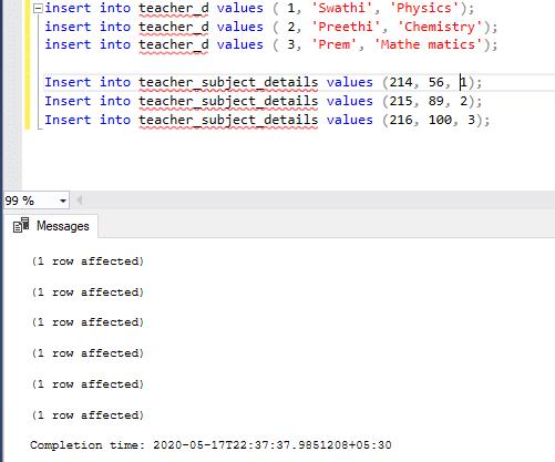 MySQL Foreign Key - 19