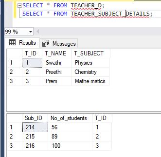 MySQL Foreign Key - 21