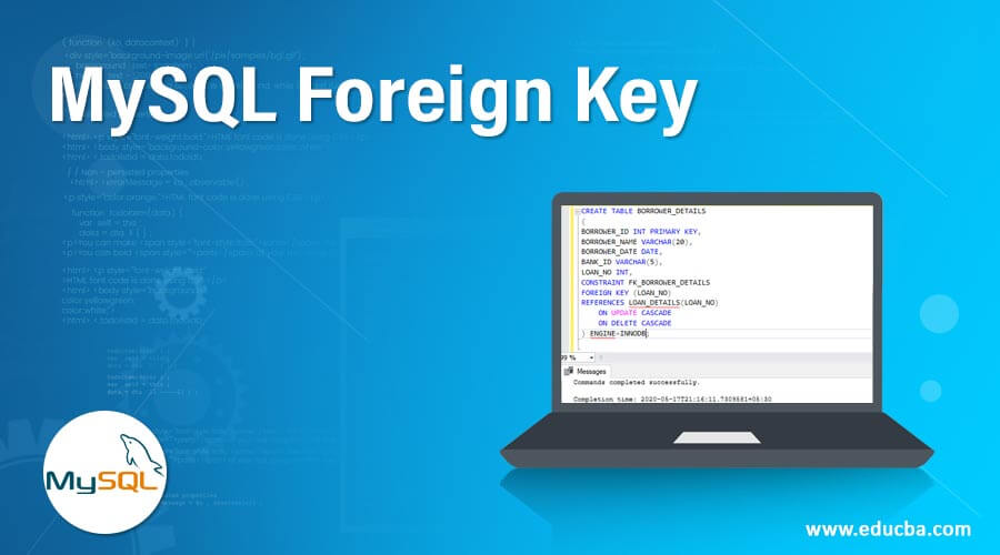 MySQL-Foreign-Key