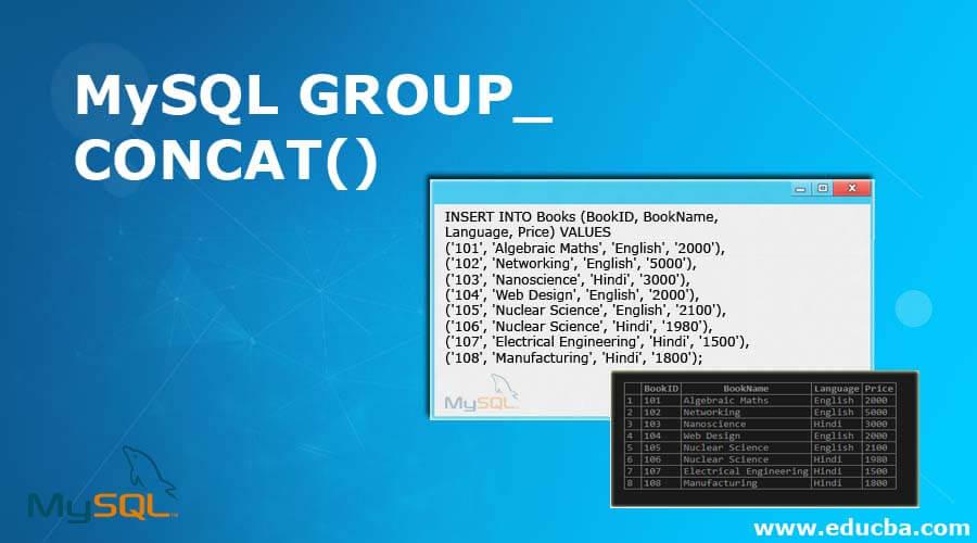 MySQL GROUP_CONCAT()