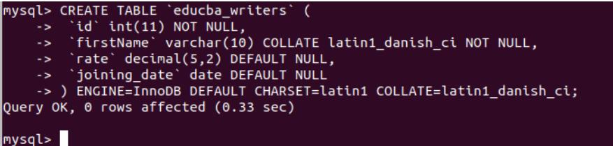MySQL Limit-1.1