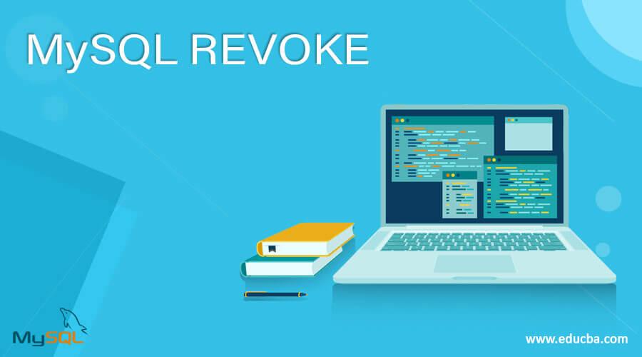 MySQL REVOKE
