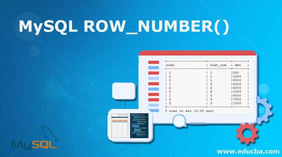 MySQL ROW_NUMBER()