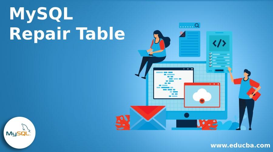 MySQL Repair Table