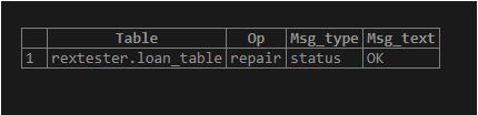 repair table