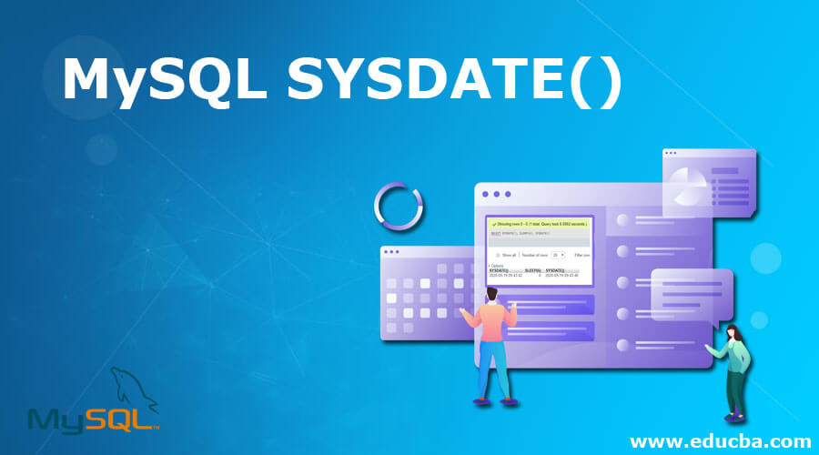 MySQL SYSDATE()