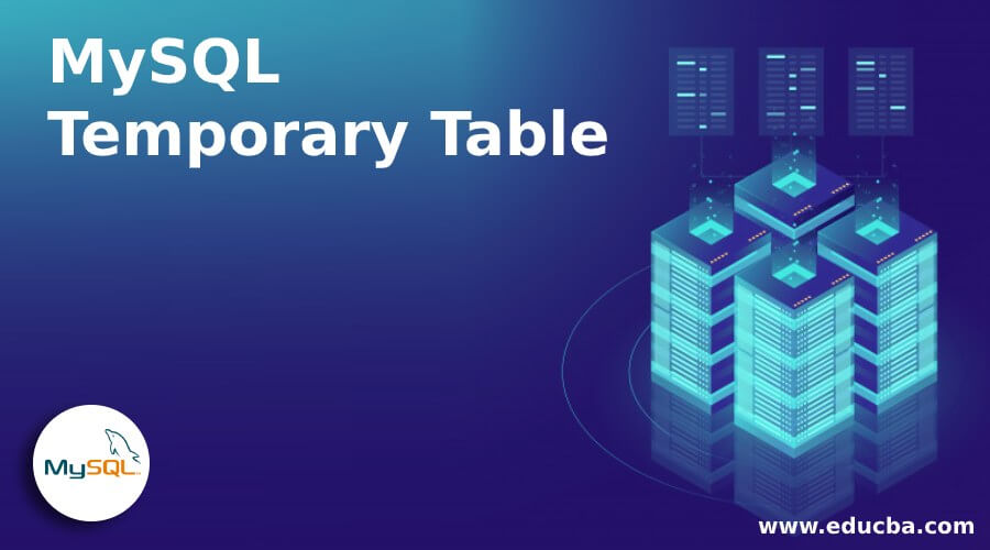 MySQL Temporary Table
