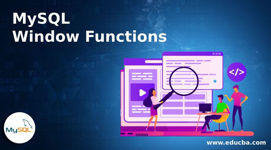 MySQL Window Function