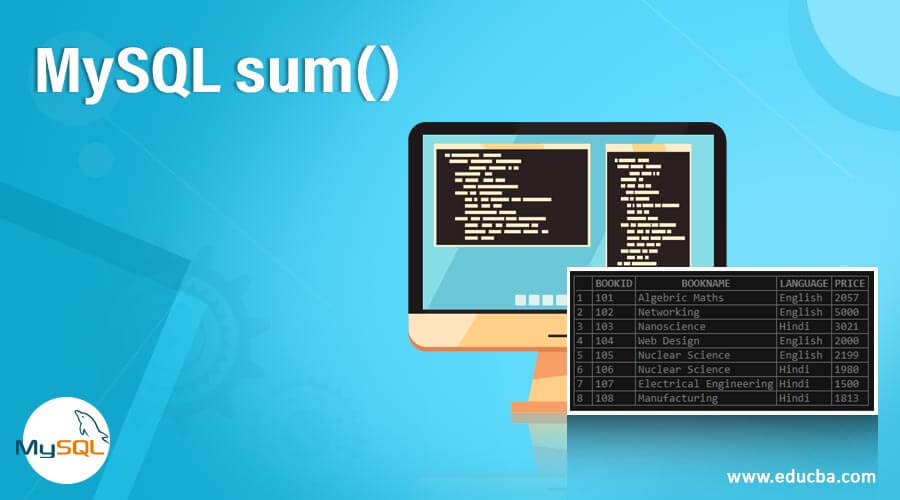 MySQL sum()