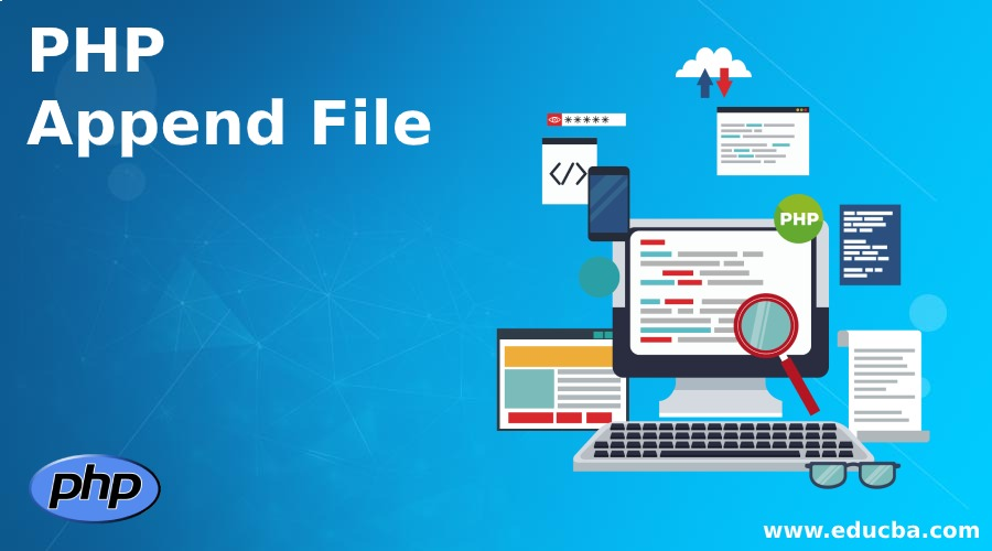 PHP Append File