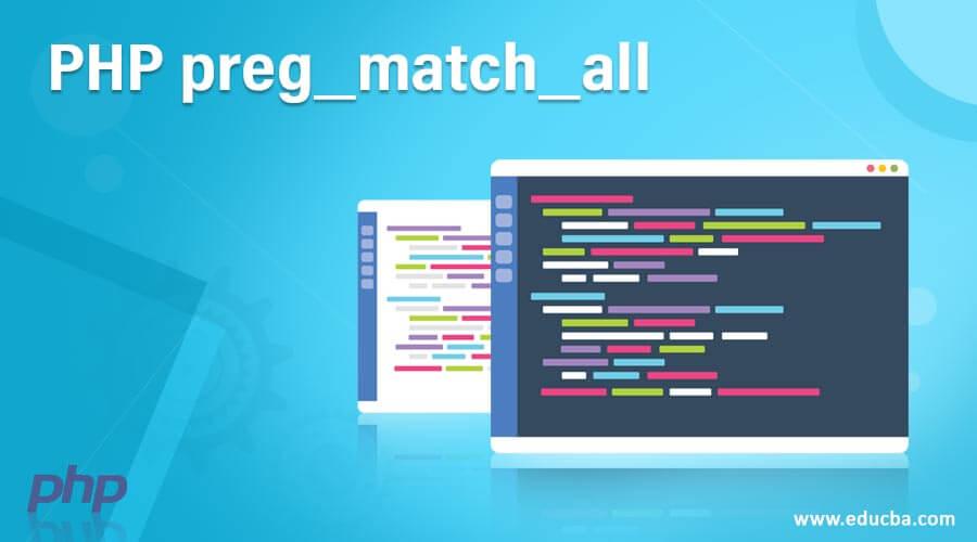 PHP preg_match_all