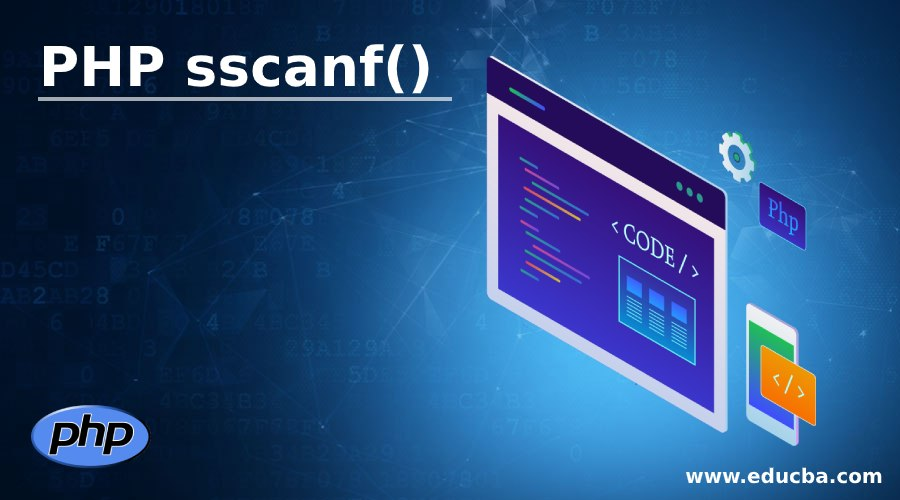 PHP sscanf()