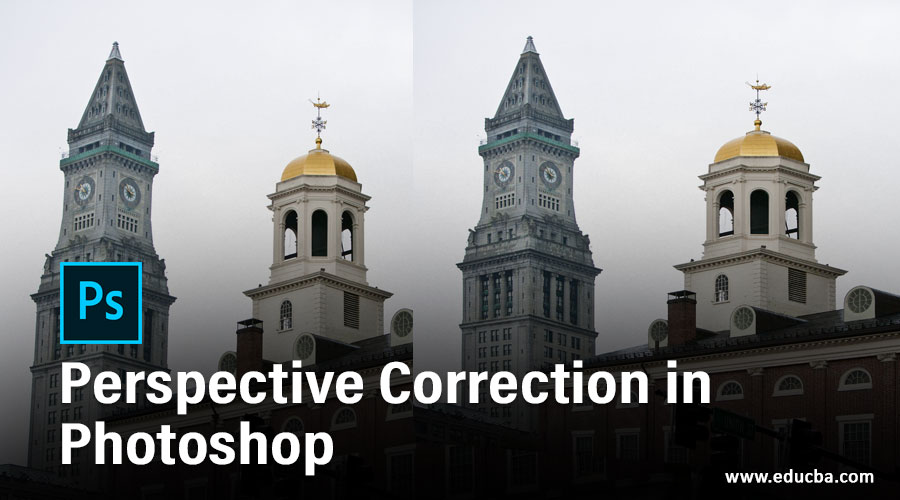 Perspective Correction in Photoshop
