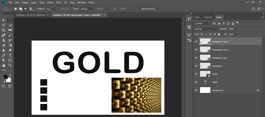 Photoshop Gold Gradient - 12