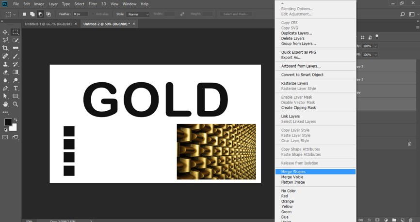Photoshop Gold Gradient - 13