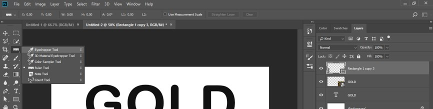 Photoshop Gold Gradient - 15