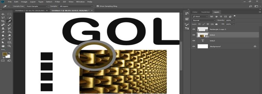 Photoshop Gold Gradient - 16