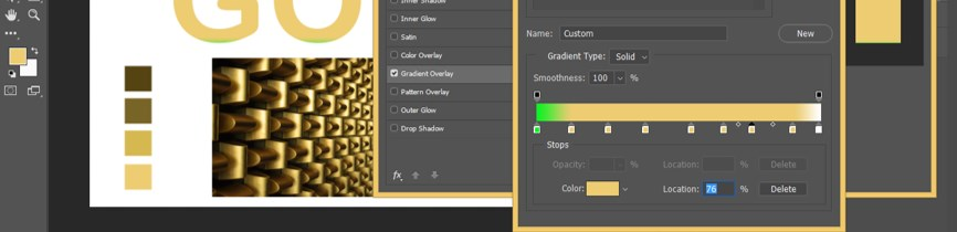 Photoshop Gold Gradient - 28