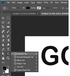 Photoshop Gold Gradient - 9
