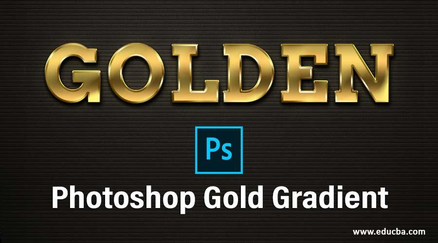 Photoshop-Gold-Gradient