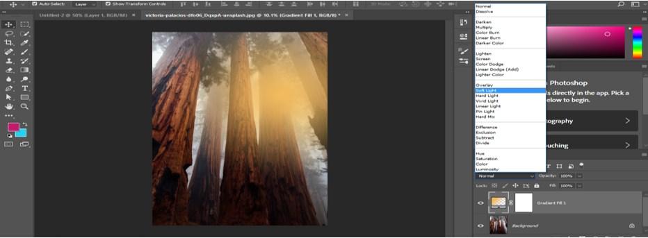 Photoshop Sun Effect - 10