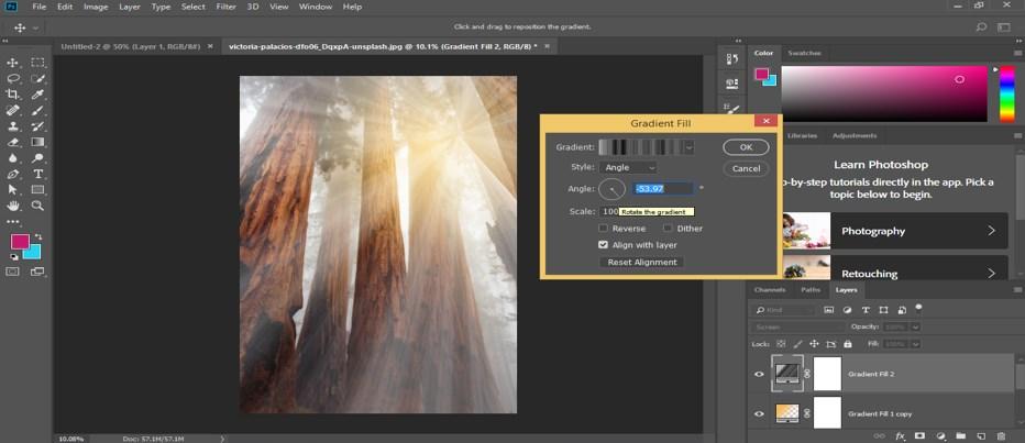 Photoshop Sun Effect - 22