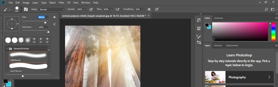 Photoshop Sun Effect - 23