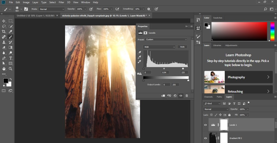 Photoshop Sun Effect - 26