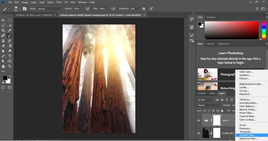 Photoshop Sun Effect - 27