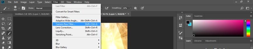 Photoshop Sun Effect - 34