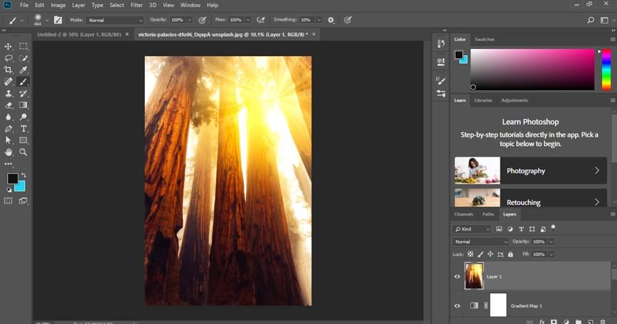 Photoshop Sun Effect - 37