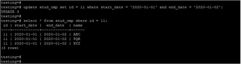 PostgreSQLCompare Date-1.4