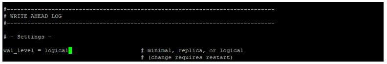 PostgreSQL Logical Replication 5
