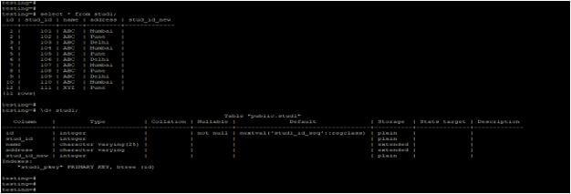 PostgreSQL Text Search1