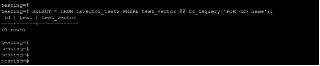 using <2> operator