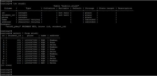 PostgreSQL Text Search2