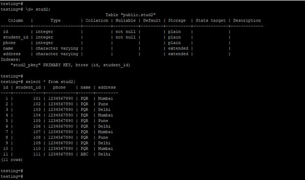 PostgreSQL WITH Clause - 3