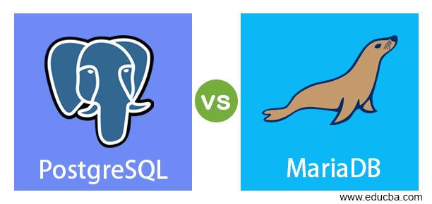 PostgreSQL vs MariaDB