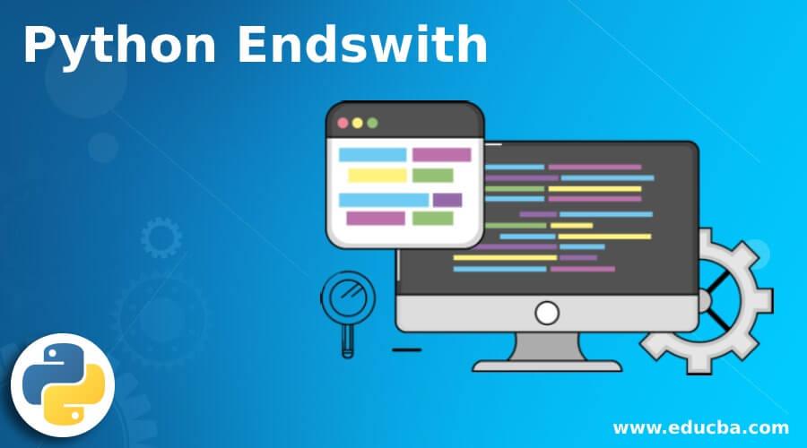 Python Endswith