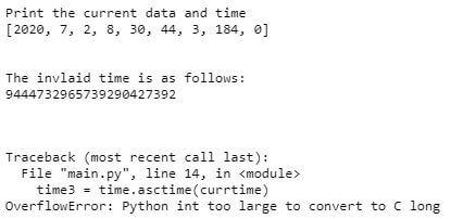 Python OverflowError2