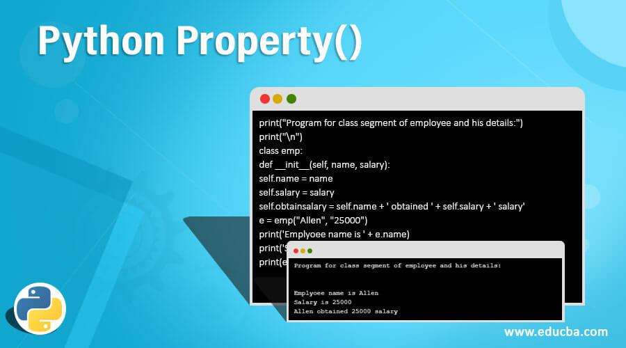 Python Property()