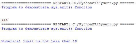traceback error
