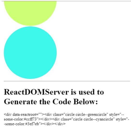 ReactDomServer 3