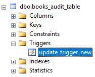 SQL AFTER UPDATE Trigger12