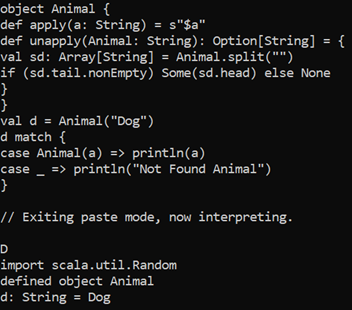 String Example 2