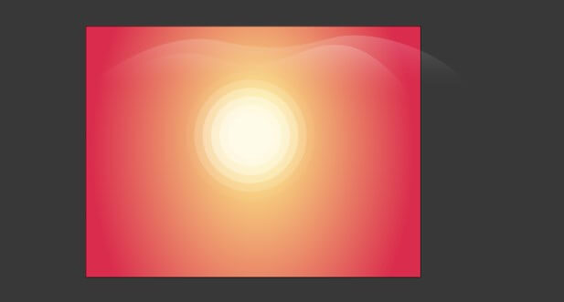 Sun in Illustrator - 13