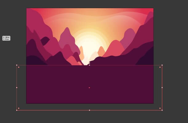 Sun in Illustrator - 23